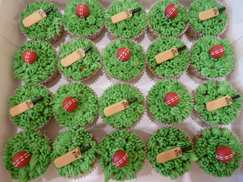 Cricket Cake Toppers Uk
